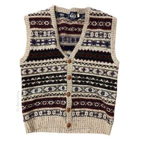 Woolrich wool cardigan